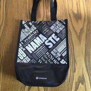 Lululemon Brand New Tote Shoulder Reusable Bag